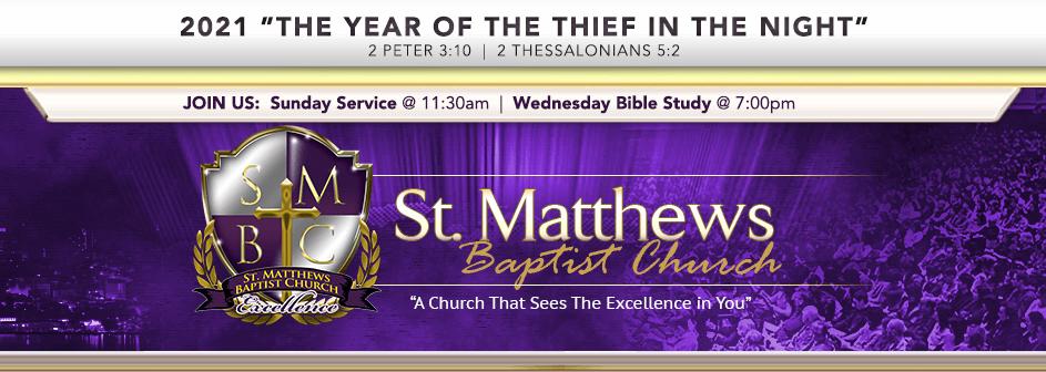 Saint Matthews Baptist Church