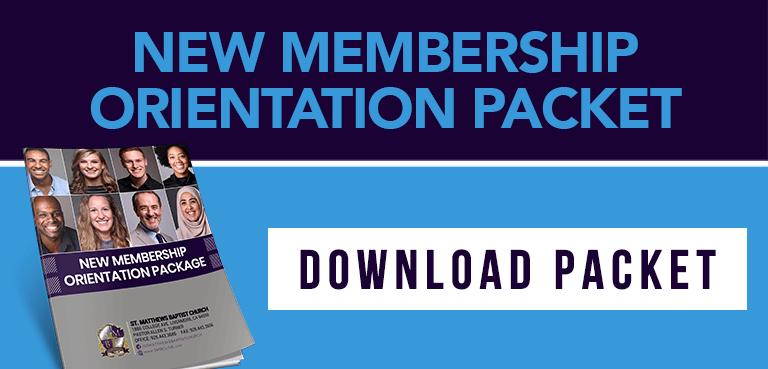 New Members Packet
